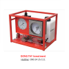 Air Driven Hydrotest Pumps - With Chart Recorder