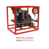 Air Driven Twin Double Acting Hydrotest Pumps